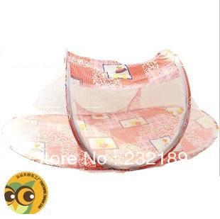 Child mosquito net baby belt mount encryption mosquito net yurt folding
