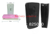 5 PCS portable mini mobile power supply of high quality large capacity of 5200 mah rechargeable treasure on sale