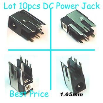 10X Lot Original New 1.65mm Laptop DC JACK DC Power Jack for HP/COMPAQ V2000 L2000 NX4800 XN7100 DV1000