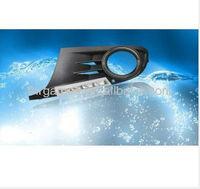 Free Shipping V.W GOLF6 LED fog lamp light,V.W car LED daytime running lights,auto LED lamps