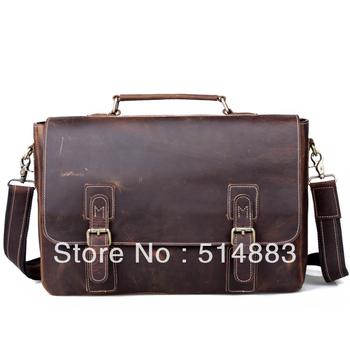 New 2013 Hot Selling shoulder bag,men's messenger bag,genuine leather man bag,day clutch,business bag