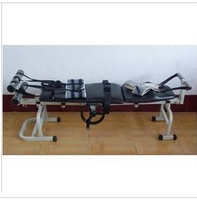 Multifunctional body stretching device cervical and lumbar traction device lumbar traction bed