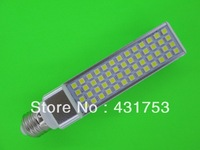 LED Bulb 11W 5050 SMD 52 LED E27  G24 Corn Light Lamp Cool White/Warm White AC 85V-265V Side lighting( High Brightness )