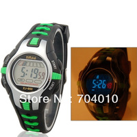 watches men waterproof dive watch Water Resistant Quartz Movement Digital Watch with Plastic Strap