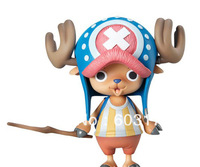 Free shipping. New 2013 big size anime garage kit. One piece adventure time Chopper garage kits. zero Chopper.model collection.