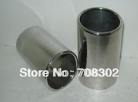 Free shipping Stainless steel Auto exhaust muffler Silencer for XC60