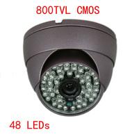 800TVL CMOS  IR-CUT D/N CCTV Security Camera Video Color Outdoor Waterproof 3.6mm Lens AC20-8