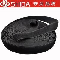 Elastic strap velcro elastic rubber band elastic rope wool elastic strap 20mm ,10meters/lot