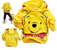 spring autumn new children's clothing wholesale baby boys and girls Hoodies fashion Sweatshirts  5pcs/lot Free shipping!