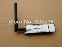 Free Shipping  150M Wifi USB Wireless Lan Adapter card RT3070 Chipset  8021b/g/n with 2db antenna