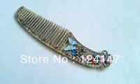2014 free shipping! AQ Fashion hair accessory big sales comb female gift CHEAPEST PRICE