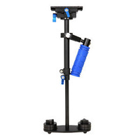 Professional Camera Rig Supports 0 4M Camera Stabilizer Steady Cam Rig Single Handle Arm DV DSLR Video Support