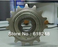 Motocycle Parts Chain Guide Sprockets Variator Speed Modification 48-110CC Flywheel 15Teeth Front Rear Sprocket Transmission