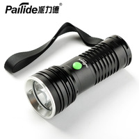D12 t6 glare flashlight charge led hand lamp