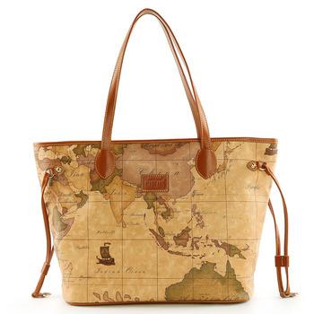 Hot sell 2014 letter PU leather  Bag Women's Messenger Bags Handbag  cpam