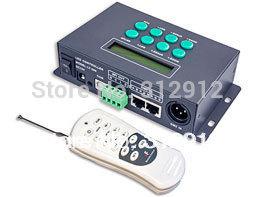 Lt-200 führte digitale regler; spi Ausgangssignal, 1024 Pixel gesteuert; gemeinsam mit dmx-konsole, kann auch als dmx-spi Decoder