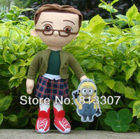 "1 pcs 10"" Despicable Me 2 Orphan Girl Plush Toy Margo Cuddly Stuffed Animal Doll Rare"