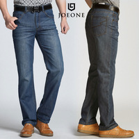 2013 spring and summer thin JOEONE men's clothing trousers male jeans casual long trousers