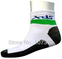 10pair/lot 100% New xds mountain/ road bike socks cotton sports socks for women's/ men's bicycle socks Free shipping
