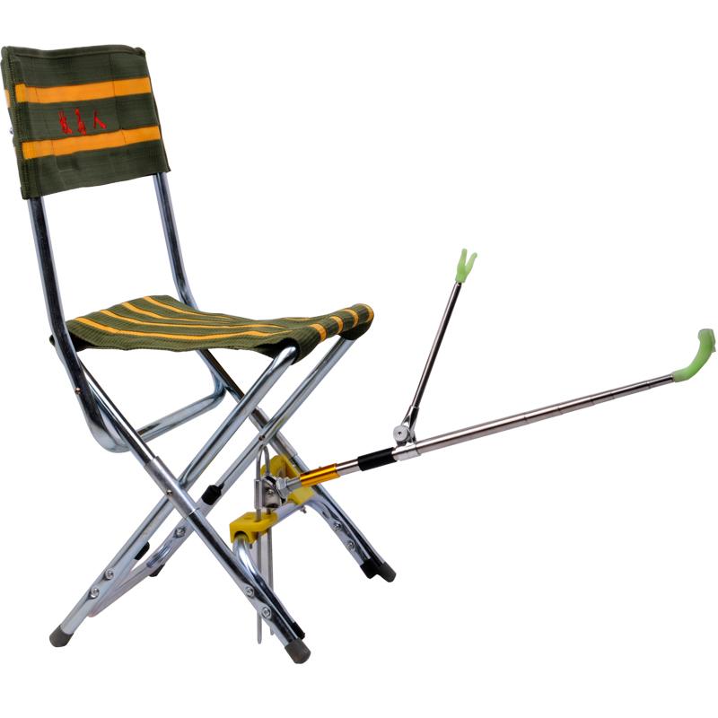 Размеры стульчика для рыбалки