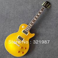 Wholesale Free shipping custom slash goldtop  electric guitar LP guitar