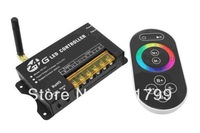 RF201;2.4Ghz led RGB touch controller,DC5V-24V input,max 8A*3channel output