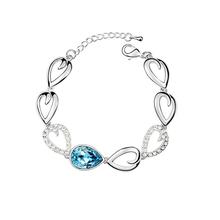 popular charm bracelets swarovski