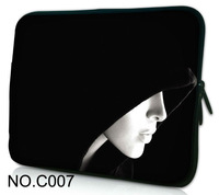 "13"" 13.3"" Stylish Hoody Lady Laptop Sleeve Bag Case Pouch For Apple Macbook Pro ,Air,Dell"