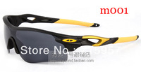 Cycling Glasses Wholesale&Retail 2013 New Fashion Cycling Riding Bicycle Bike Sports Sun Glasses Eyewear For men Free Shipping