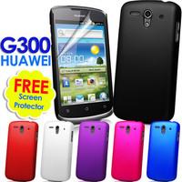 Hybrid Hard Case Cover For Huawei G300 Ascend U8815 U8818 Matte Skin +free Screen Protector+free Shipping