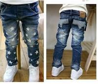 Джинсы для мальчиков BP037 hot selling baby denim pant shark teeth design boy jeans autumn children trousers retail and