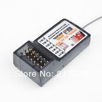 FlySky FS-R6B FS R6B 2.4G 6CH receiver For RC Transmitter FS CT6B 9ch TH9X TH9B