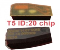 Wholesale best quality Chip T5-ID20 Auto Car Key T5 Transponder Chip Wholesale 10pcs/lot + Free shipping