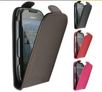 Genuine Doormoon Flip Leather Cover Pouch Case For Nokia C7 Flipcover
