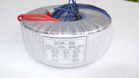 300w full copper wire toroidal transformer double 18v toroidal transformer double 18v , double 12v , single 6v power supply