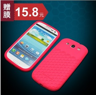 For samsung   i9082 mobile phone case i9082 silica gel sets i9082 cellular protective case protective case phone case