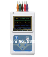 New 3 Channels Contec TLC9803 ECG/EKG Holter Monitor System,Dynamic ECG System