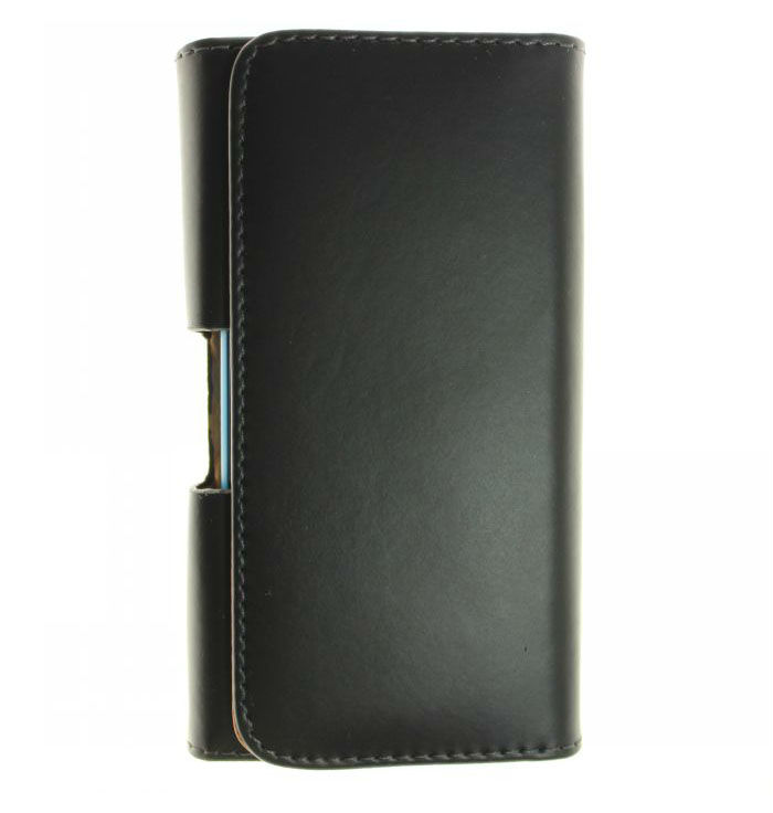 Leather Smooth pattern Phone Pouch Bags Cases with Belt Clip for lg google nexus 4 Accessories(China (Mainland))