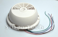 Wire Smoke Detector Fire Alarm for Home Security System