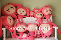 Hot sale! Free shipping 60cm Plush toy panst doll, stuffed toys, 4 styles,  birthday and graduation gift for girls