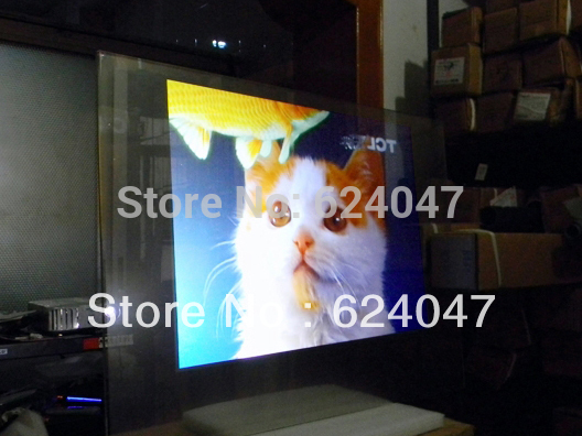 Large Rear Projection Screen Rear Projection Screen