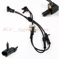 2pcs/lot New Replacement ABS Speed Sensor for 2003-2007 HUMMER H2 Front Right&Left Wheel Improve Braking Performance Wholesales