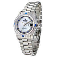 Cutout fully-automatic mechanical mens watch am134bw