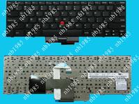 UK laptop keyboard for IBM Lenovo thinkpad Edge X121E E220 E220s E120 E125 63Y0