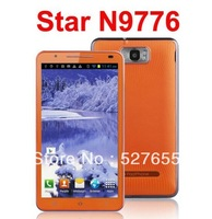 "Star Note2 N9776 MTK6577 6"" Dual-core 512MB+4GB Android 4.0.9 5MP 3G Smartphone"