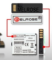 Best Melrose pocket-size mini 001 small mobile phone lithium ion battery 450ma