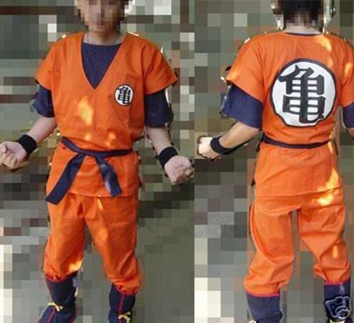 Dragon Ball z Goku Costume Dragon Ball z Cosplay Goku