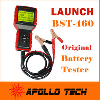 100% Original Launch BST460 Battery Tester BST-460 Dual Language Battey Electrical Tester 460 Suit for 6V / 12V / 24V