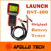 100% Original Launch BST460 Battery Tester BST-460 Dual Language Battey Electrical Tester 460 Suit for 6V / 12V / 24V