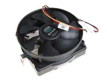 1 piece cooler master super silent desktop cpu heatsink fan for AMD sempron/Athlon 64 series